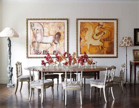 global decor styles brown memsahib global d 233 cor for a park avenue apartment