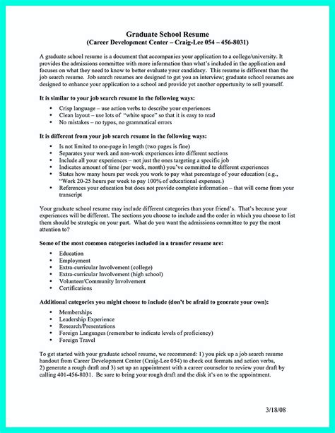 The Perfect College Resume Template To Get A Job College Resume Template Docs