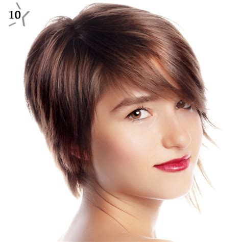 shaved side and side swope bang 31 cute bridesmaid hairstyles for short hair