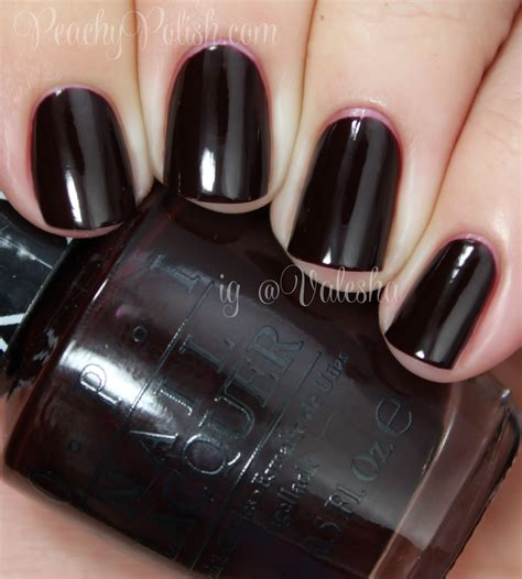 i sing in color opi opi gwen stefani collection swatches review peachy