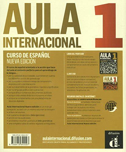 aula internacional nueva 8415640099 aula internacional libro del alumno con espansione online con cd audio per le scuole