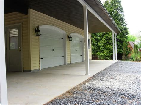 Shed With Carport Attached by Attached Garages Traditional Shed Philadelphia By