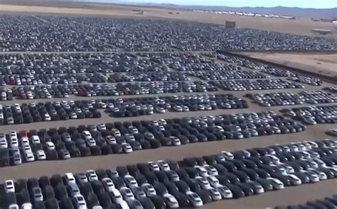 mind blowing shows volkswagen dieselgate graveyard