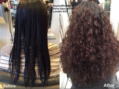 curly perm before after curly hair after relaxer short curly hair