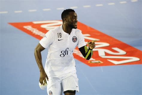 Montpellier Handball Calendrier Ligue Des Chions Psg Abalo Quot On N A Pas Baiss 233 La T 234 Te Quot Handball Sports Fr