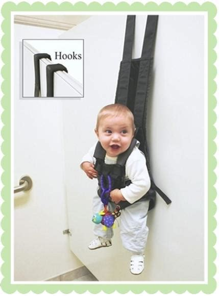 bathroom baby harness weirdest baby products outlookbaby