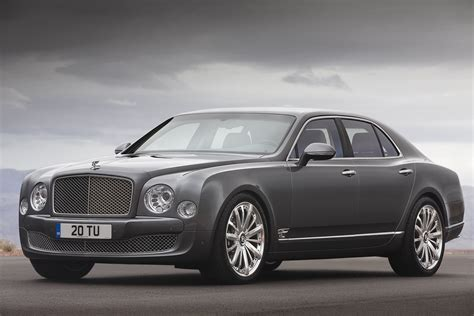 bentley mulsanne review ratings specs prices    car connection