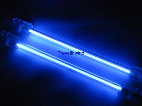 2x 15cm Car Auto Exterior Interior Neon Light L Blue Ebay