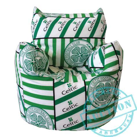 chelsea fc bean bag chair celtic fc football club children s bean bag chair