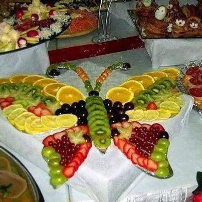 butterfly fruit platter yummy s pinterest