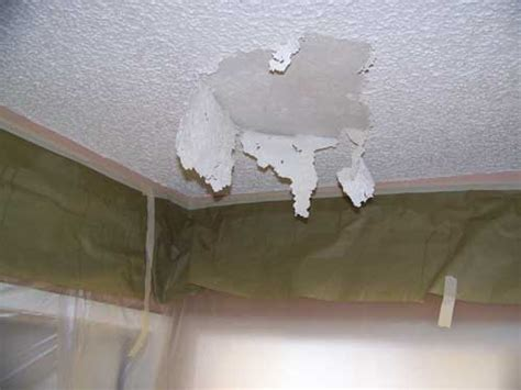 How To Fix Textured Ceiling by Textured Ceiling Repair And Textured Ceiling Removal