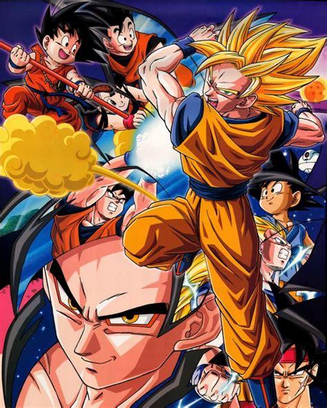 Varias Imagenes De Goku | lista dragon ball z goku vegeta gohan trunks o piccolo en