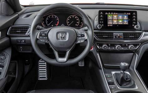 2020 Honda Accord Interior by 2020 Honda Accord Car News