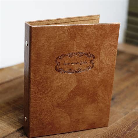 Wedding Album Express by Diy Scrapbook Wedding Photo Album Retro Personalized