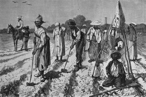 America At Work 9 devastating actions white slaves masters took to convert