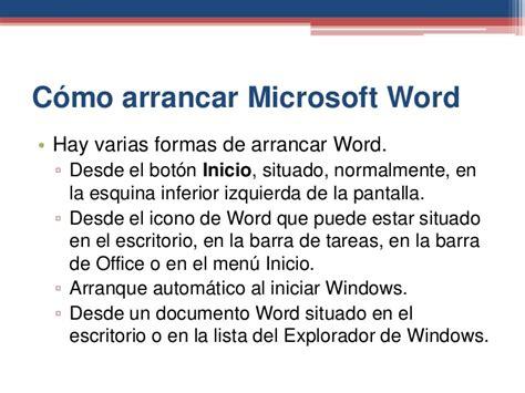 procesador de texto procesador de texto word 2007