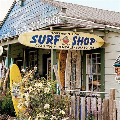 House Home Decorating Northern Light Surf Shop Bodega Ca Sunset