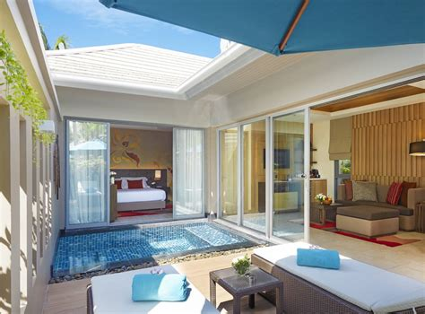One Bedroom Pool Villa by Rooms Villas Phuket Hotel Grand Mercure Phuket Patong