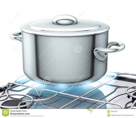 Gas Pot Pot With Gas Stove Royalty Free Stock Photos Image 18651558