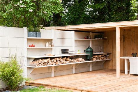 exterior kitchen outdoor kitchens honeysuckle life