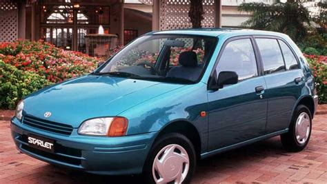 Toyota Strlet Used Car Review Toyota Starlet 1996 1999 Car Reviews