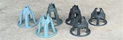 Plastic Concrete Chairs by Home Spacers Australia