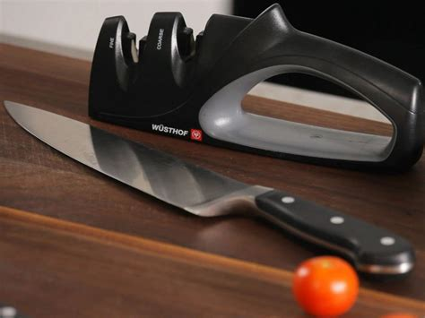 sharpen hone how to hone and sharpen knives how to cooking channel