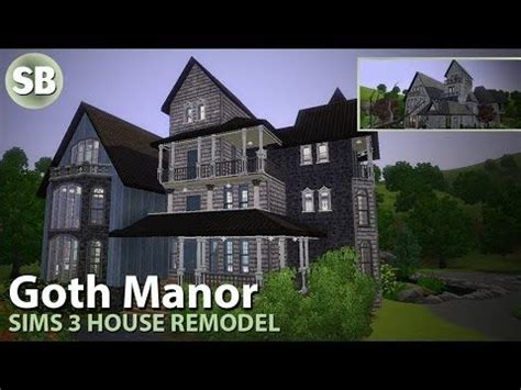 sims 3 best house to buy 51 best images about vire house plans now buy it on pinterest manzanita mansions