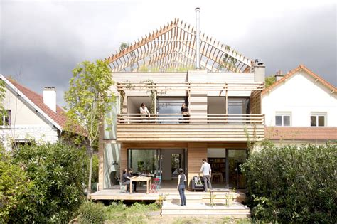sustainable homes eco sustainable house djuric tardio architectes archdaily