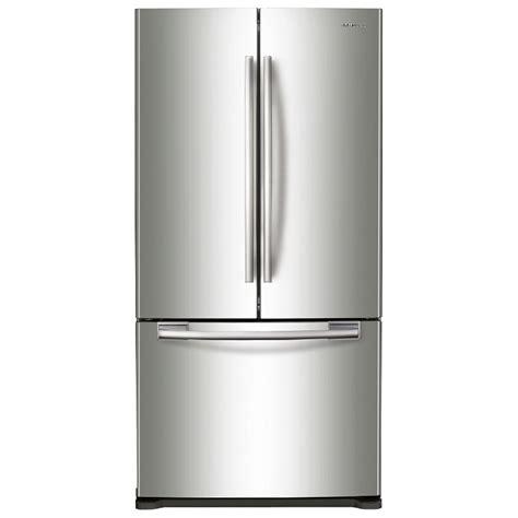 Samsung Door Fridge Not Cooling by Shop Samsung 19 43 Cu Ft Door Refrigerator With