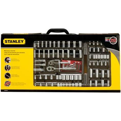 [$55 save 50%] stanley 252 piece mechanic's tool set $55