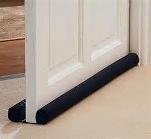 draught excluder doors adjustable foam two sided