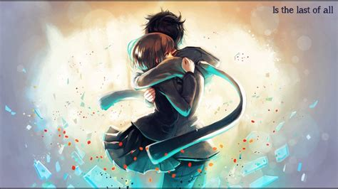 love animated couple wallpapers new hd nightcore demons youtube