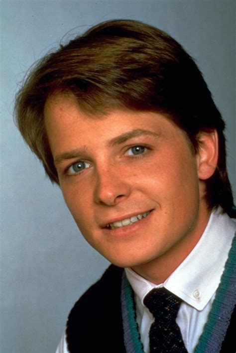 michael j fox autobiography thoughts from the show biz wiz michael j fox a quot lucky man quot