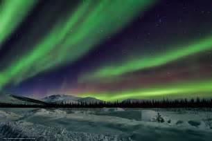 Northern Lights Landscaping 壁紙をダウンロード アラスカ州 オーロラ 風景 デスクトップの解像度のための無料壁紙 3600x2400 絵 559132