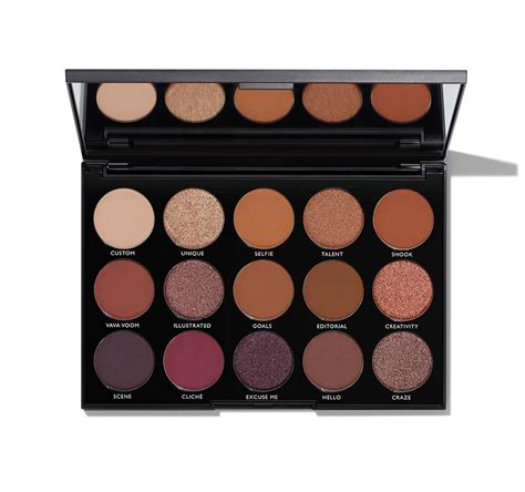 james charles artistry palette back in stock 15n night master eyeshadow palette morphe us