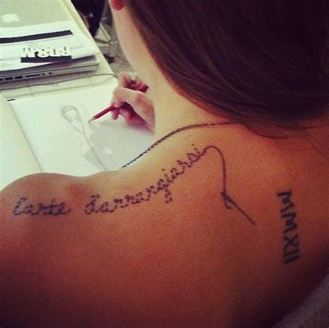 tattoo needle for lettering pinterest the world s catalog of ideas