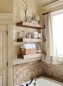 How To Decorate Bathroom Shelves Best Bathroom Wall Shelving Idea To Adorn Your Room Homesfeed