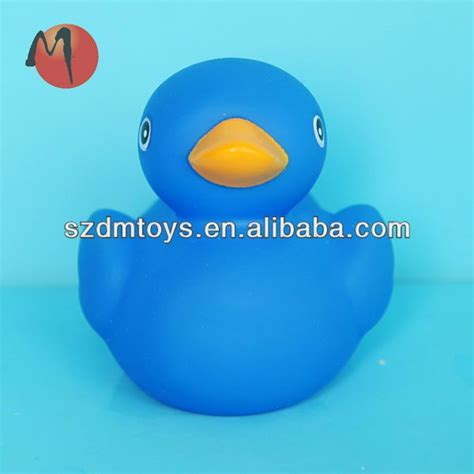 Rubber Toyz Blue blue rubber duck baby duck bath toys rubber duckies