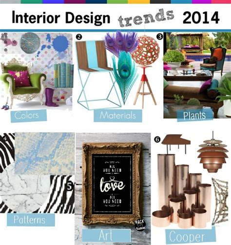 home interior design trends 2014