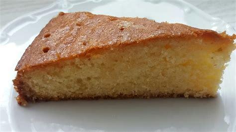 kuchen mit orangensaft getränkt zitronenkuchen getr 228 nkt rezept mit bild rolemi
