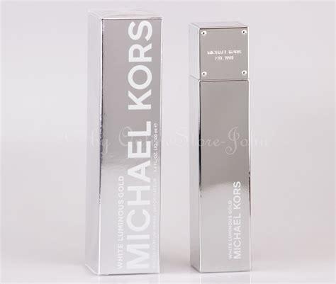 Michael Kors 100ml Edp Parfum Original michael kors white luminous gold 100ml edp eau de parfum