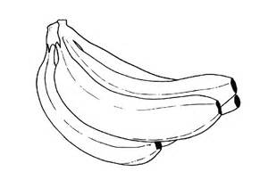 Galerry yellow fruit coloring pages