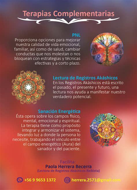 Tas Pra Da Alma terapias para el alma terapeutas de chile