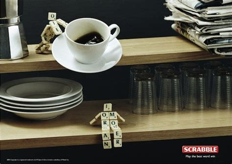 free scrabble no ads 26 exles of clever typography in advertising design
