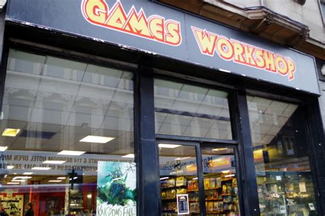 wallpaper game stores games workshop the end of store copies spikey bits