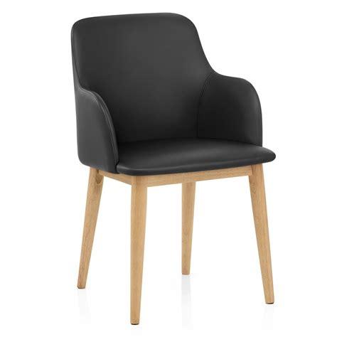 sedie in ecopelle sedia da pranzo in ecopelle e legno albany