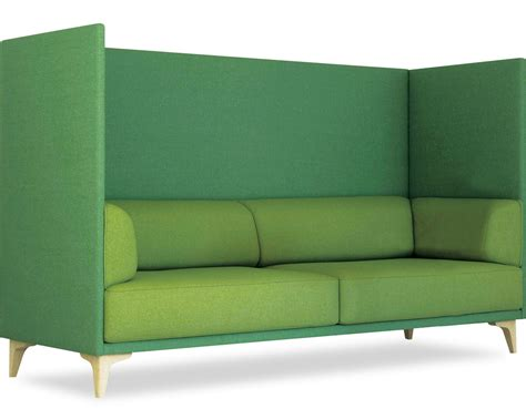 Ej400 Apoluna Box High Back 3 Seat Sofa Hivemodern Com