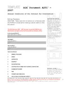 a201 2007 microsoft word template fill online printable
