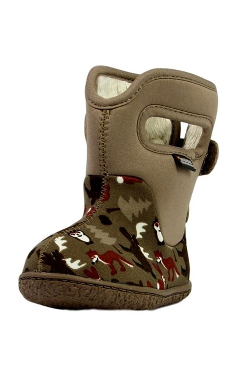 baby muck boots bogs muck boot boy baby classic woodland waterproof 71864i